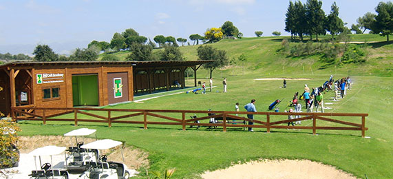 IH Golf Academy en Guadalhorce Club de Golf